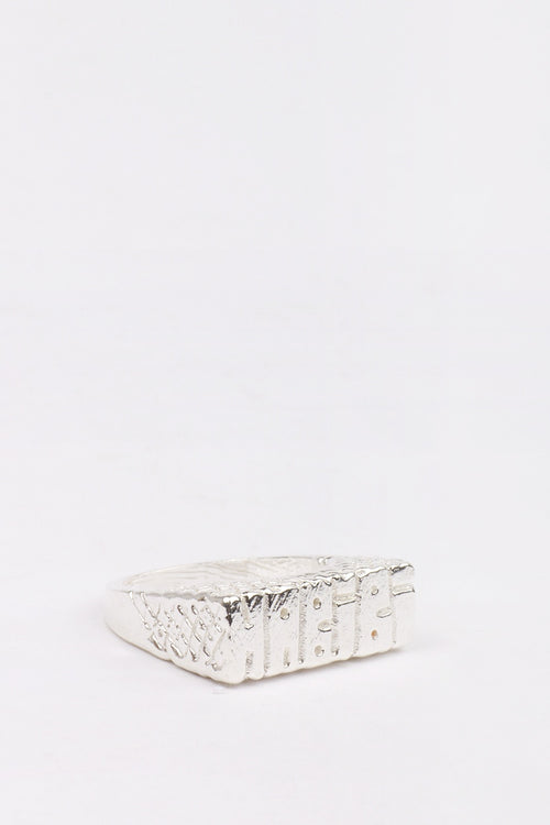 27Mollys Habibi Ring - silver | GOOD AS GOLD | NZ