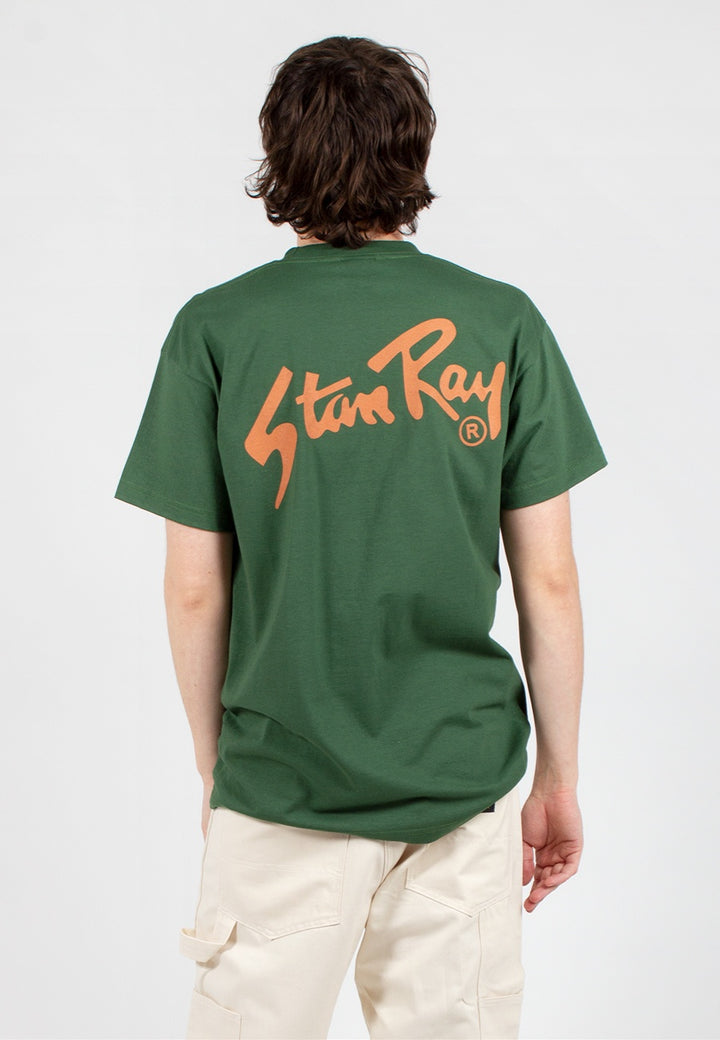Stan Ray | Stan T-Shirt - forest green | Good As Gold, NZ