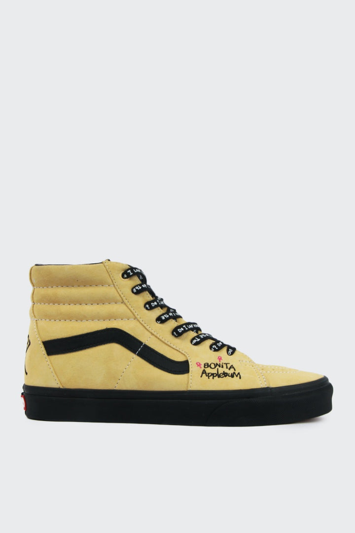 017b51b901b Vans X ATCQ SK8 Hi - mellow yellow spectra yellow – Good As Gold