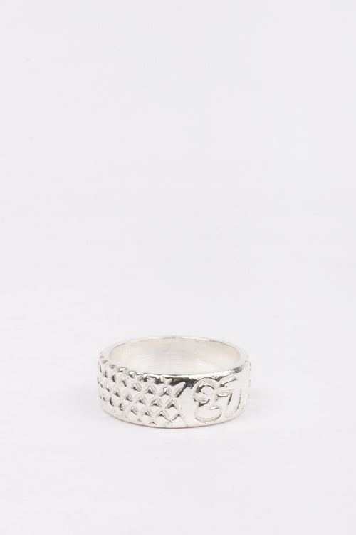 27Mollys XX 27 Band Ring - silver | GOOD AS GOLD | NZ