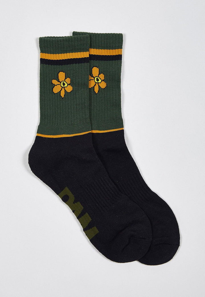 Dip Sport Socks - black/khaki