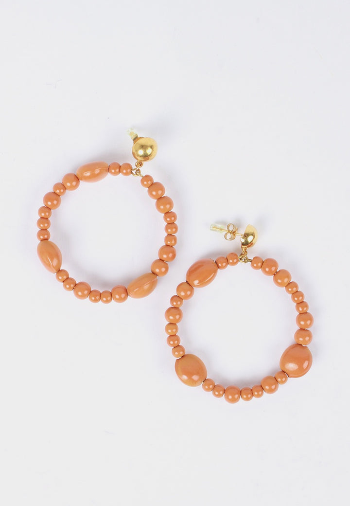 Stadio Earrings - orange