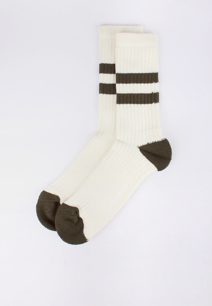 Bjarki Cotton Sport Socks - ivy green