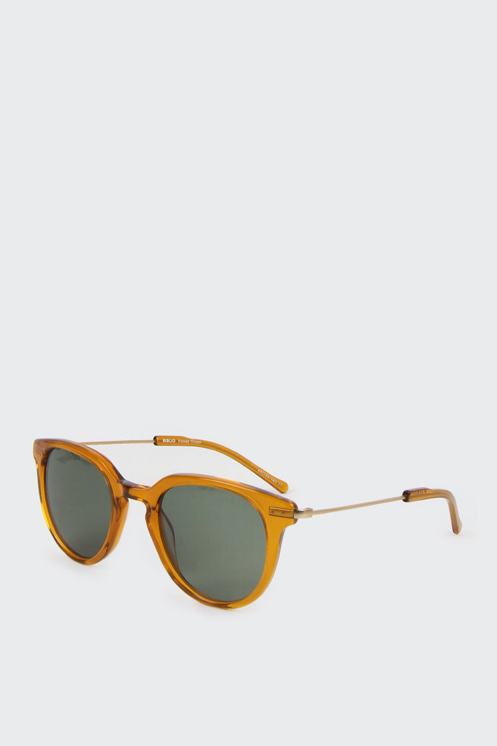Kaibosh Biblio Sunglasses - honey glaze | GOOD AS GOLD | NZ
