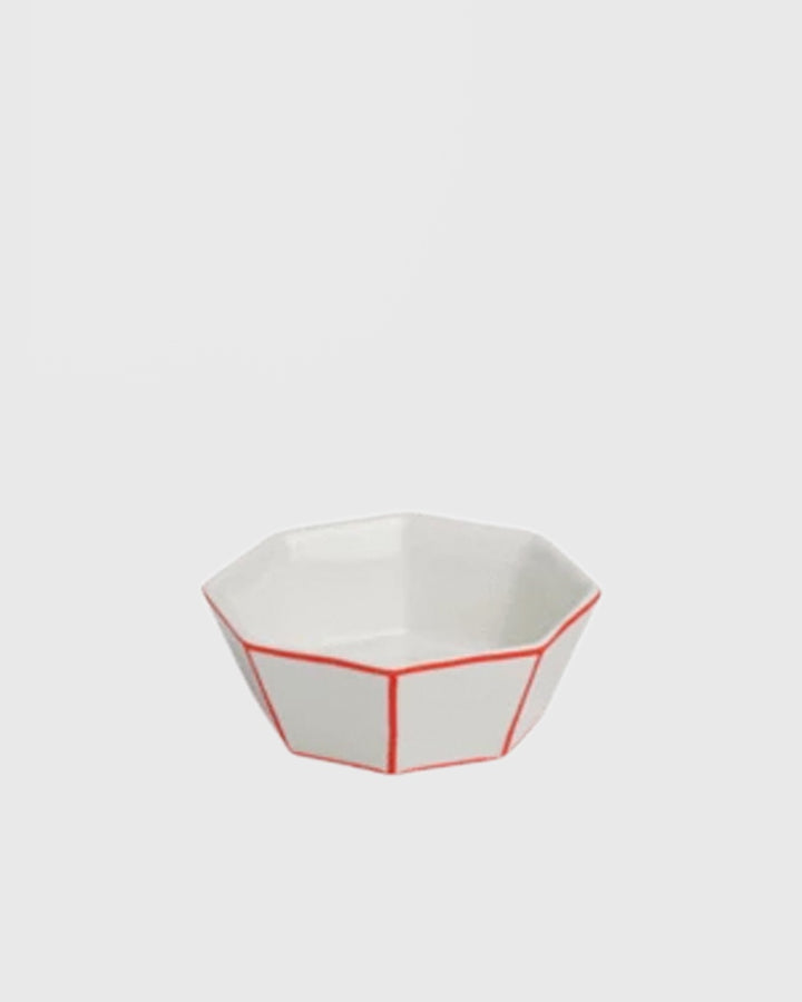 Odeme | Ring Dish - red edge | Good As Gold, NZ