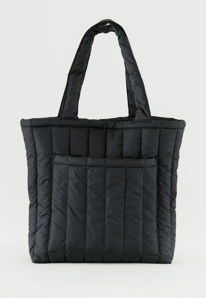 Baggu | Puffy Tote - black | Good As Gold, NZ