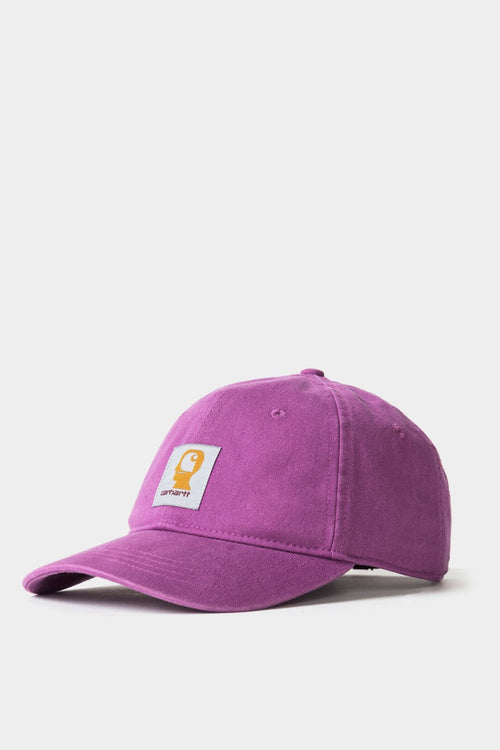 Brain Dead X Carhartt Logo Cap - purple - Good as Gold