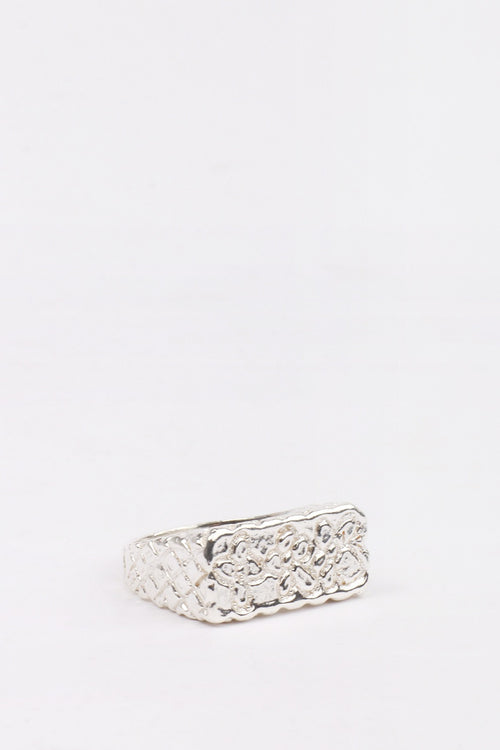 27Mollys XX Flower Ring - silver | GOOD AS GOLD | NZ