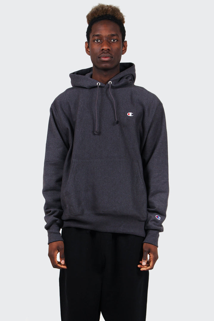 Champion Reverse Weave Hoodie - granite heather | GOOD AS GOLD | NZ