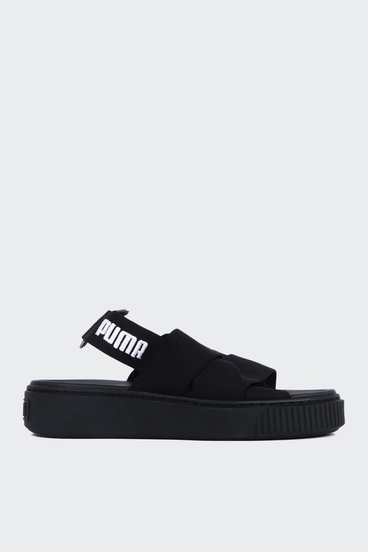 Puma Womens Platform Sandal - black | GOOD AS GOLD | NZ