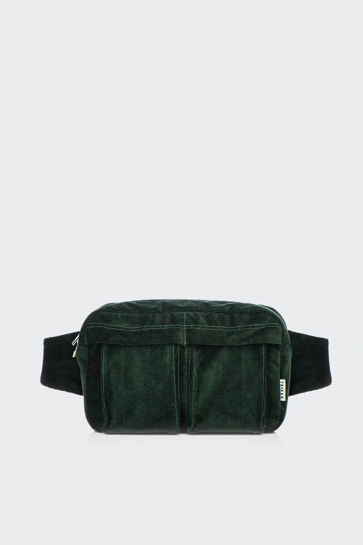 Taikan Everything Spectre Hip Bag - forest corduroy | GOOD AS GOLD | NZ