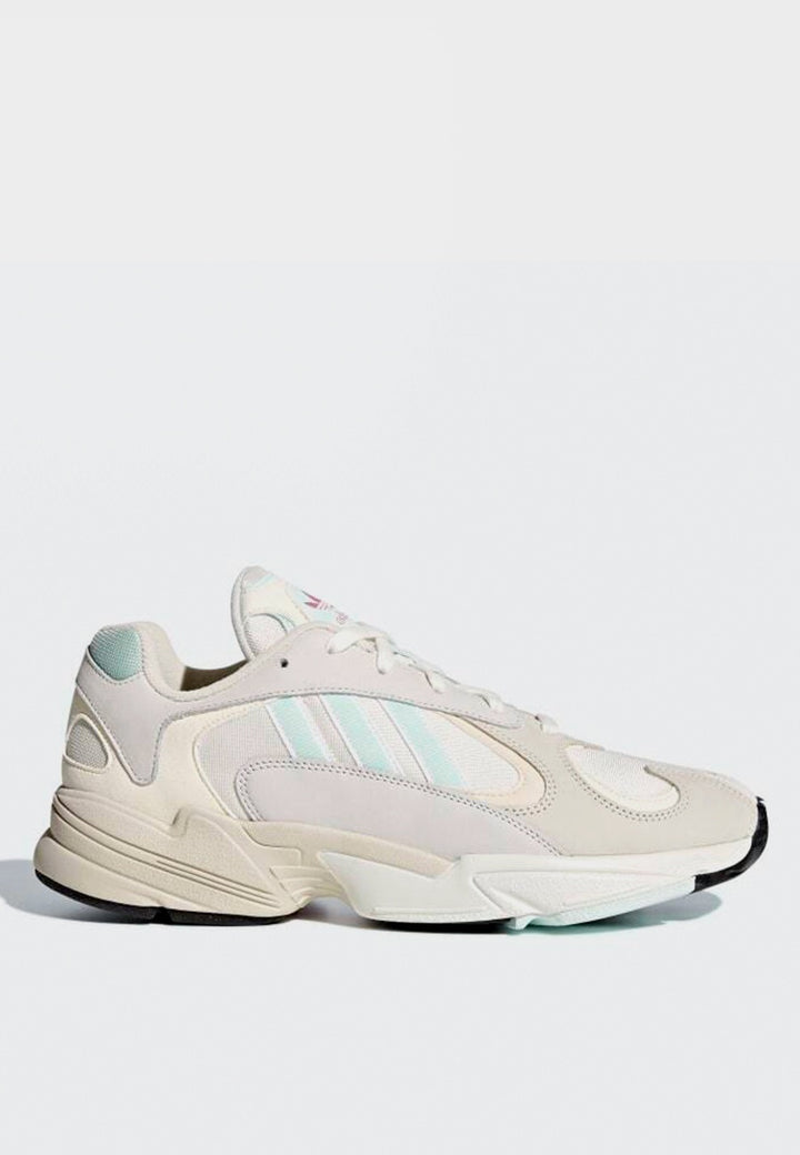 Adidas Yung-1 - off white/ice mint/ecru tint - Good As Gold