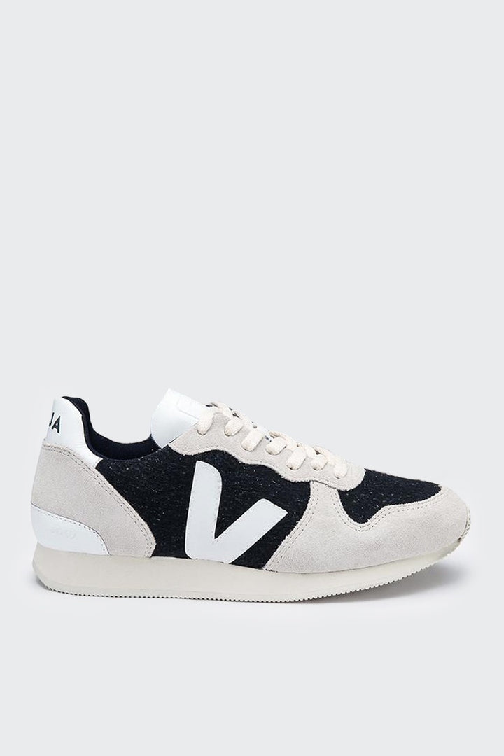 Veja Holiday Low Top - dark natural/white | GOOD AS GOLD | NZ