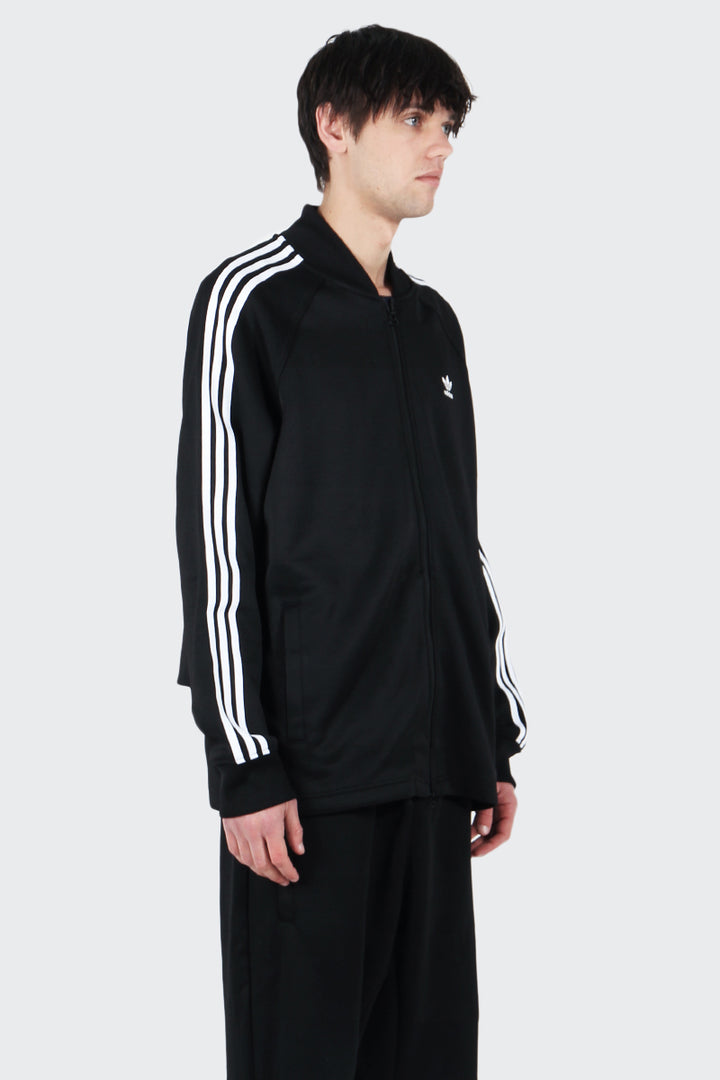 Adidas Originals ADC Fashion TT Jacket - black | GOOD AS GOLD | NZ