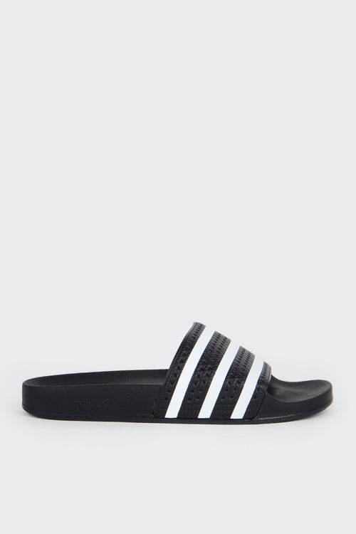 Adidas Originals Adilette Slides - black/white/black | GOOD AS GOLD | NZ
