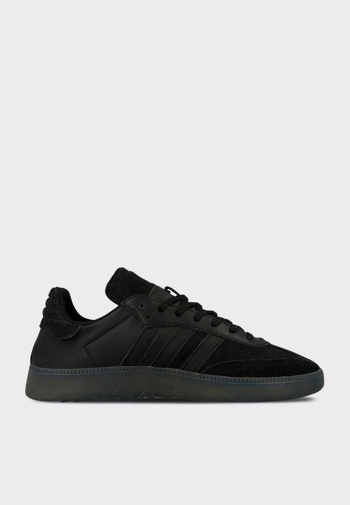 Adidas Originals Samba RM - black/black/white — Good as Gold