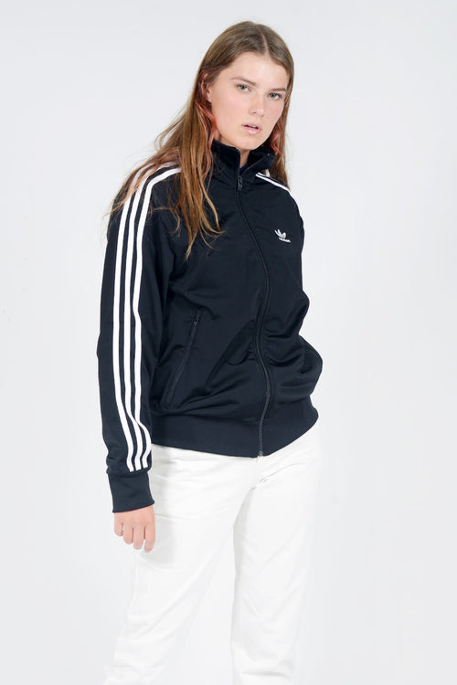 Adidas Originals Firebird Track Jacket - black — Good as Gold
