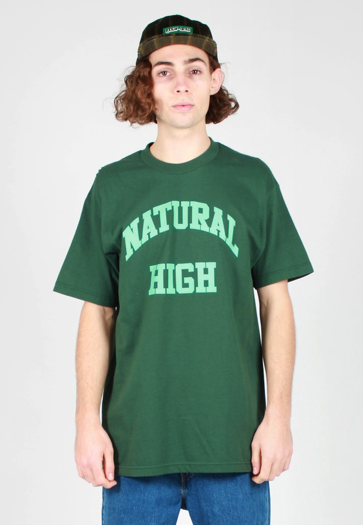 Natural High - forest green