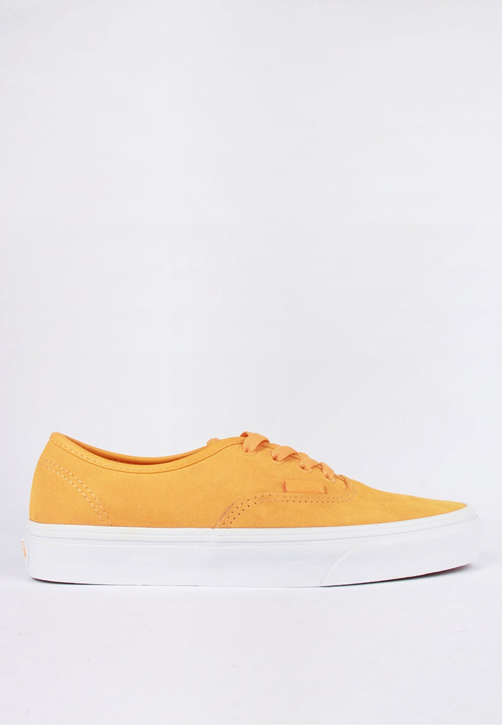 Vans Authentic Soft Suede - zinnia orange - Good As Gold