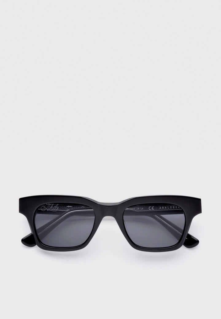 Analogue Sunglasses - black