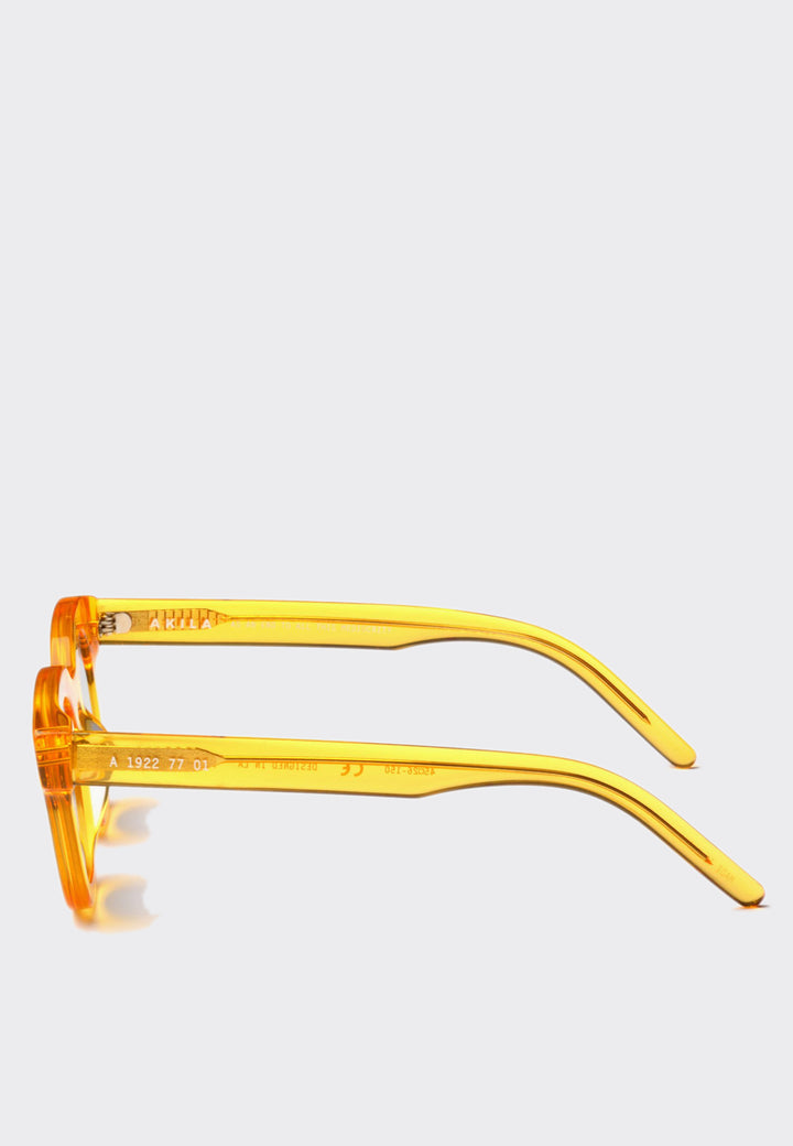 Apollo Sunglasses - yellow/black