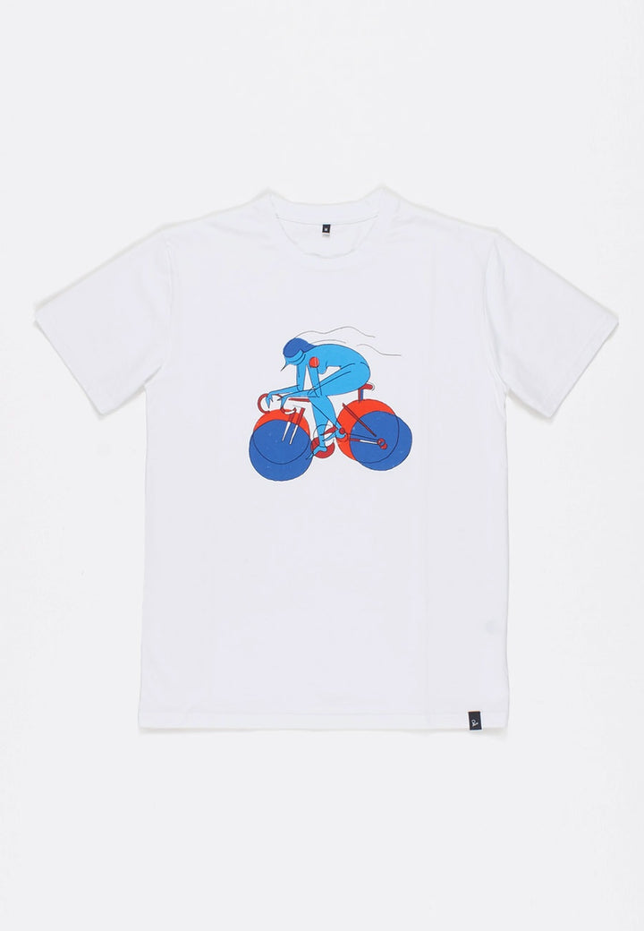 Parra Break Away Girl T-Shirt - white – Good as Gold