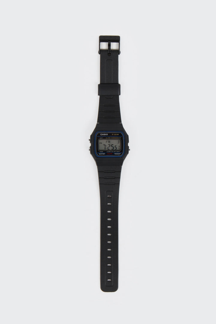 Casio, Digital Watch - black/black | GOOD AS GOLD | NZ