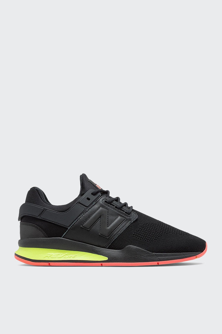 New Balance 247 Statement Pack - black/solar yellow/pink