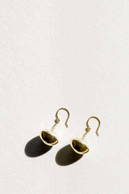 Autumn Earrings - gold