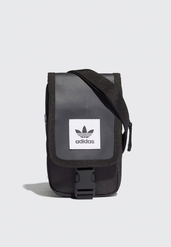 Adidas Originals Map Bag - black — Good as Gold