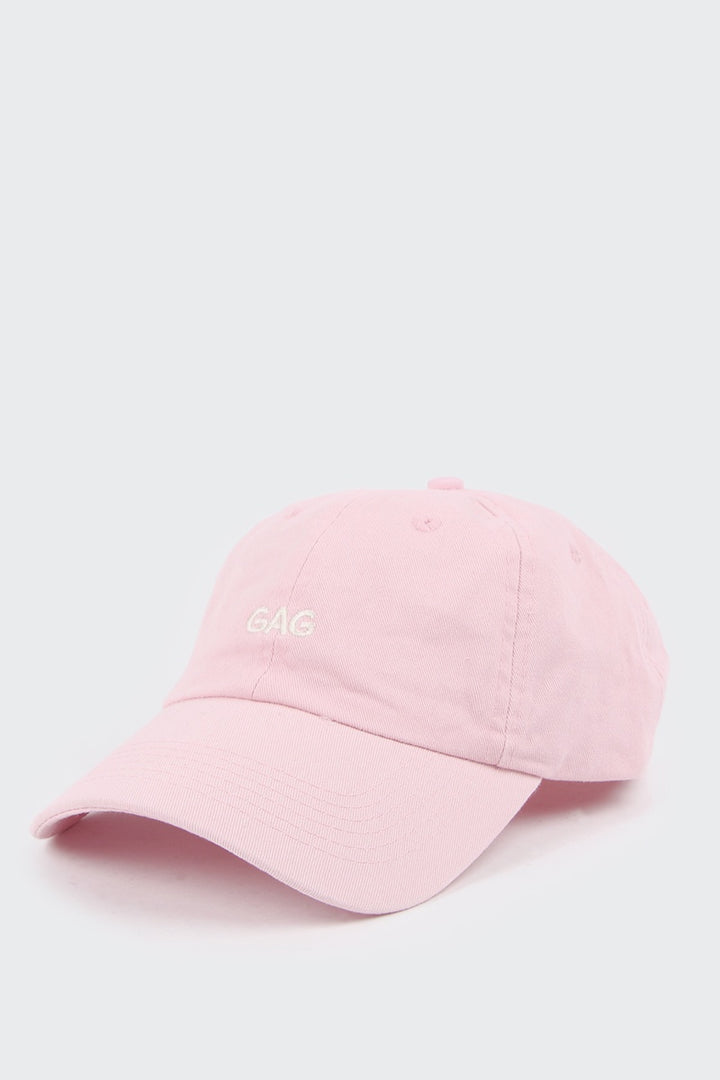 Good As Gold GAG Cap - pink | GOOD AS GOLD | NZ