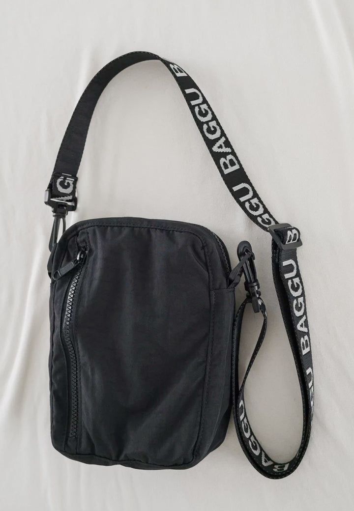 Sport Crossbody Bag - black