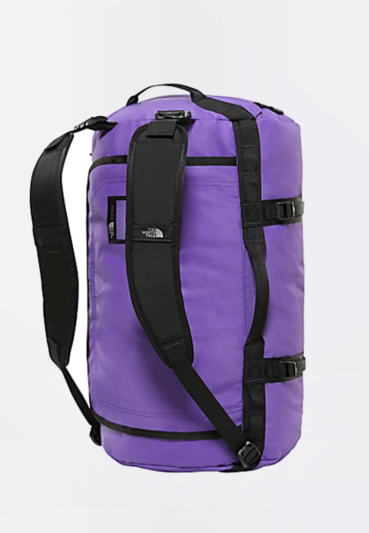 Base Camp Duffel Bag S - purple/TNF black