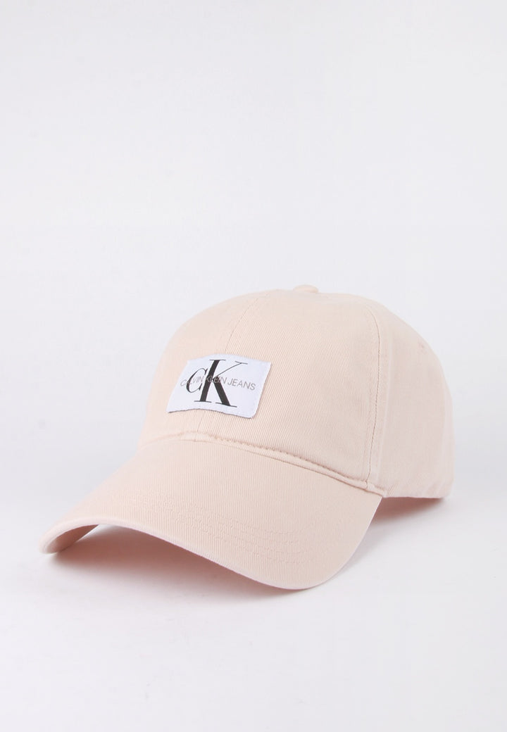 Womens Monogram Cap - peachy keen