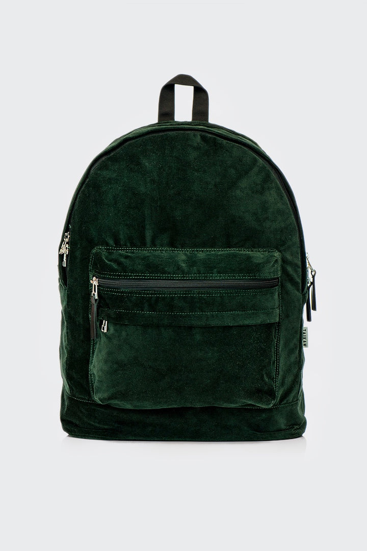 Taikan Everything Lancer Backpack - forest corduroy | GOOD AS GOLD | NZ