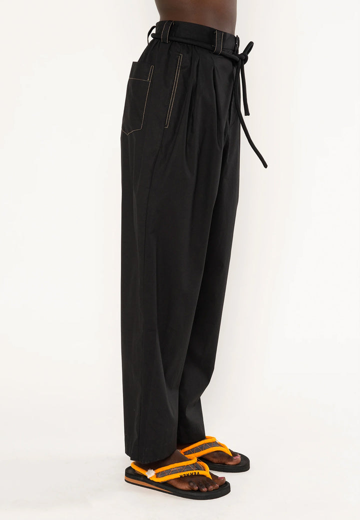 Suit Pants - black