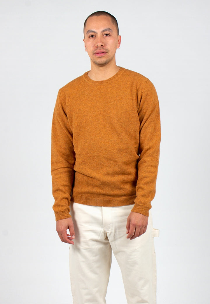 Norse Projects | Sigfred Lambswool - montpellier yellow | Good As Gold, NZ