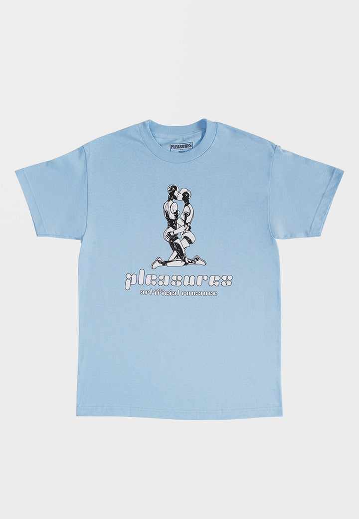 Romance T-Shirt - powder blue