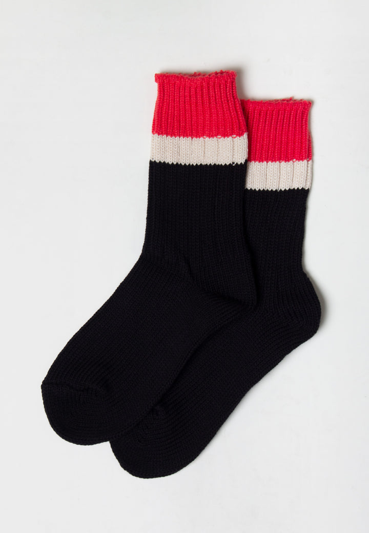 Camp Socks - black