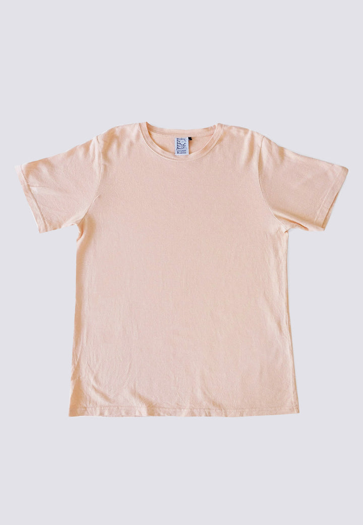 Classic Hemp T-Shirt - peach