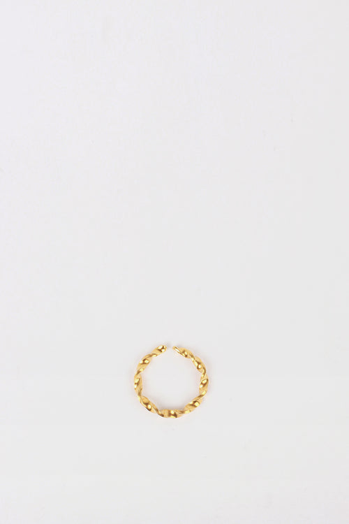 Twist Ring - gold