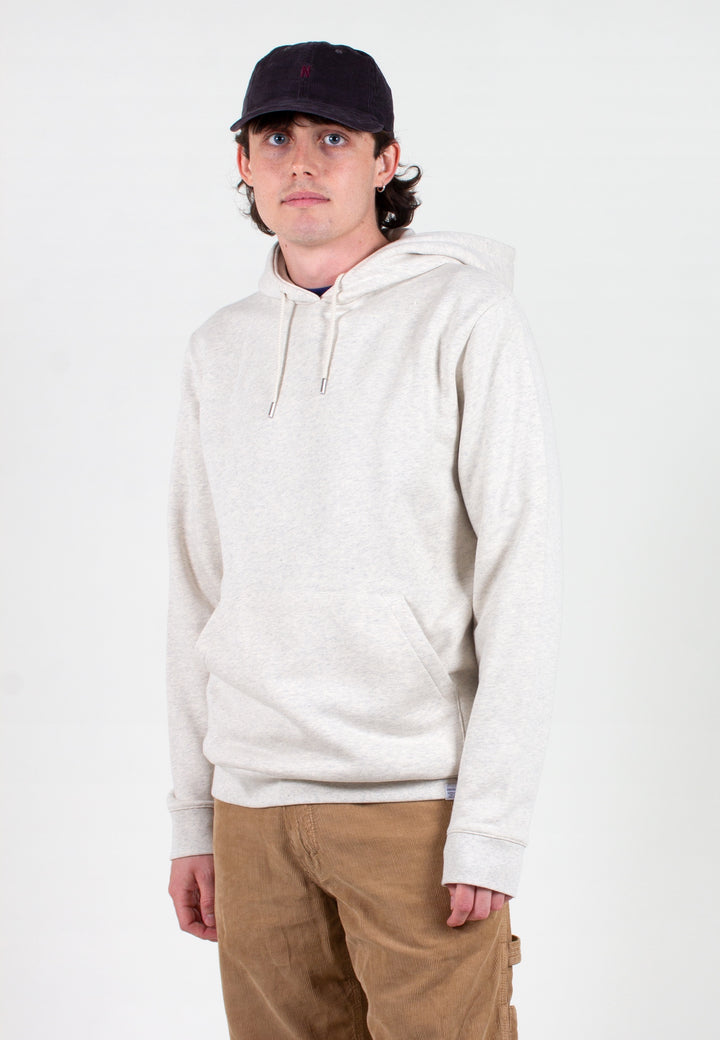 Norse Projects | Vagn Classic Hood - oatmeal melange | Good As Gold, NZ