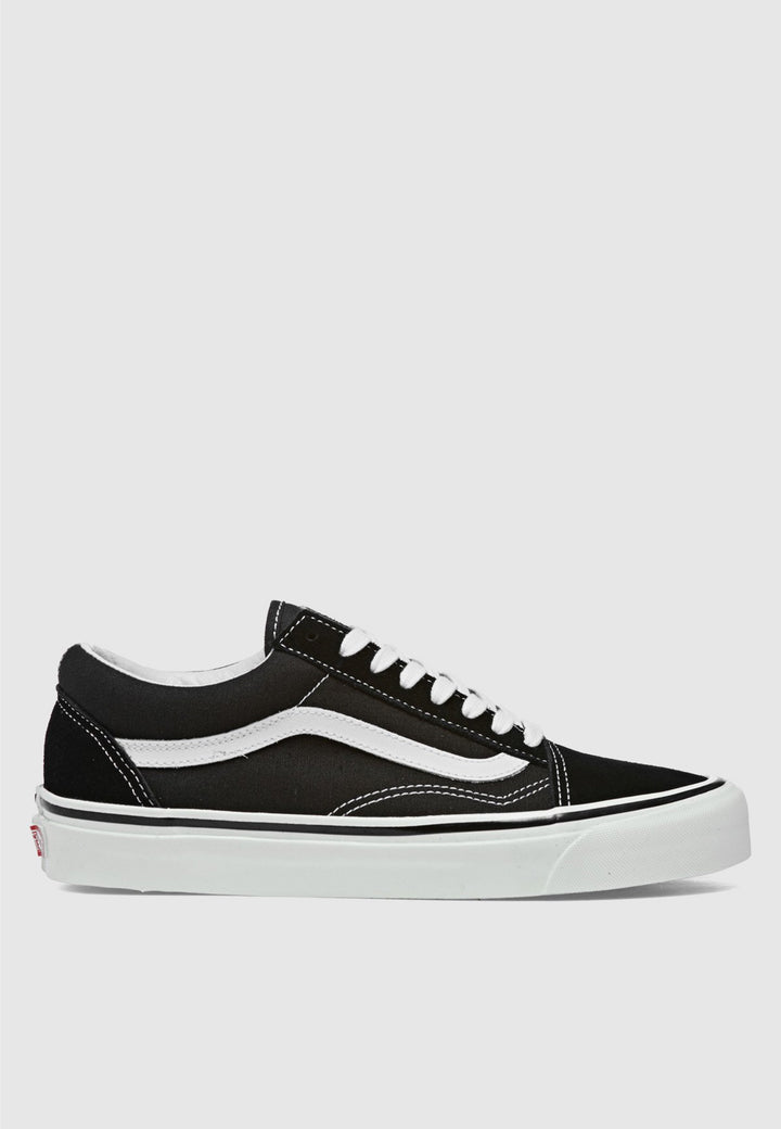 Vans Anaheim Factory Old Skool 36 DX - black/white - Good As Gold