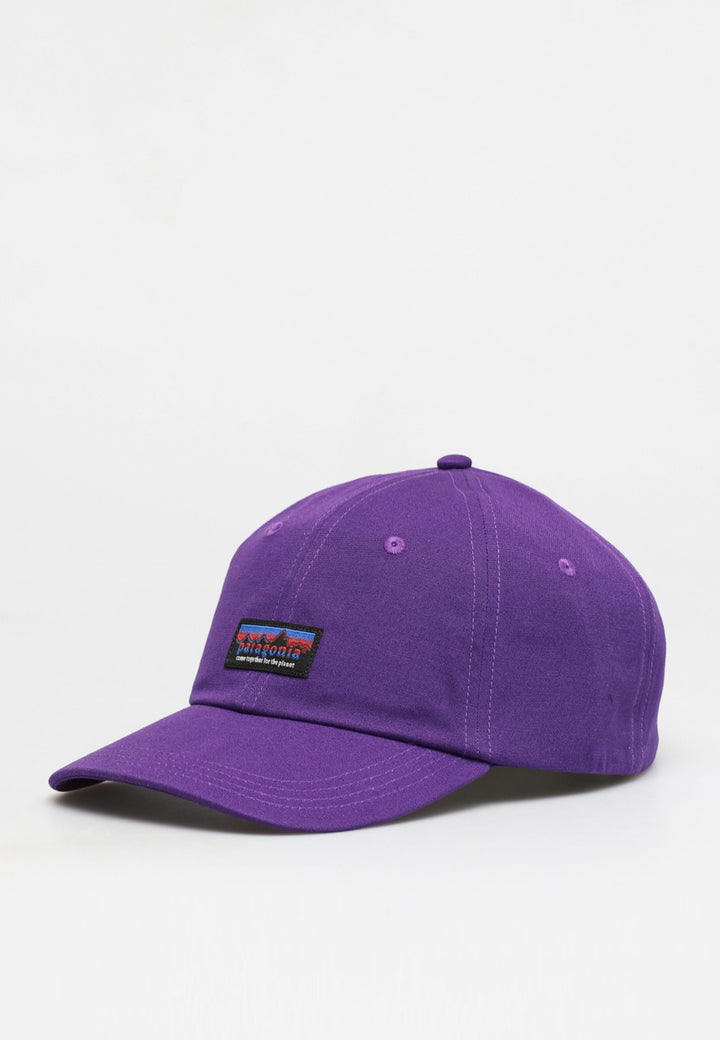 Together For The Planet Label Trad Cap - purple