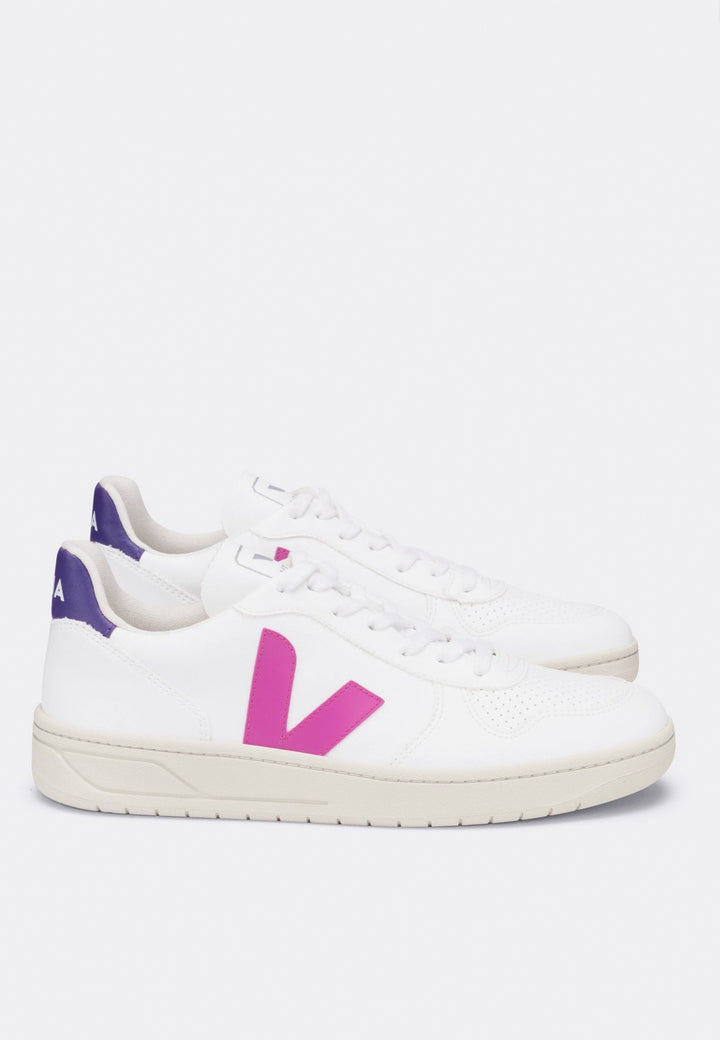 V10 CWL - white/ultraviolet/purple