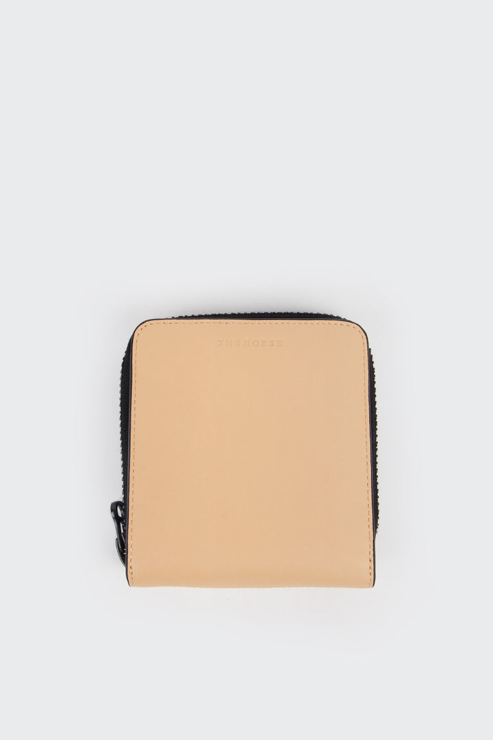The Horse Mini Block Wallet - vegetable tan | GOOD AS GOLD | NZ