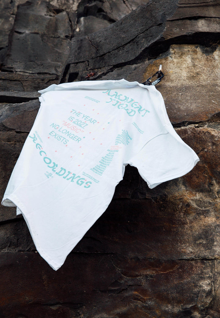 Ambient Field Recordings T-Shirt - white