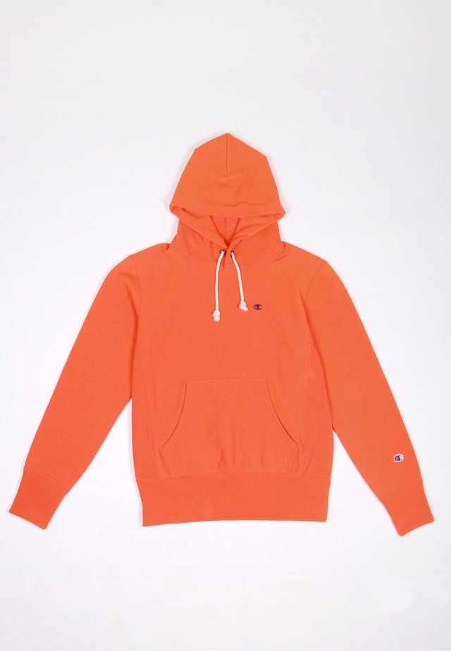 Champion Europe Reverse Weave Hoodie - bright orange | GOOD AS GOLD | NZ
