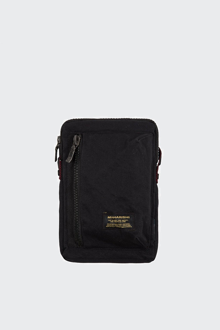 Maharishi Day Pouch - black | GOOD AS GOLD | NZ
