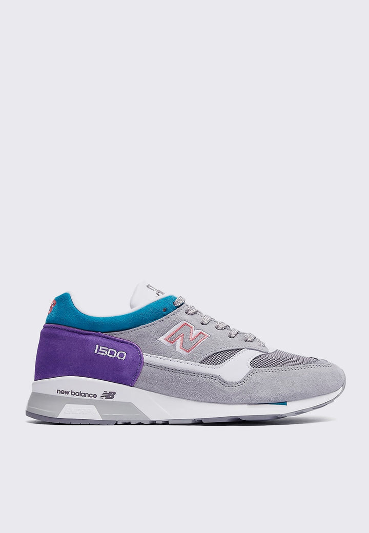 M1500GPT Made In UK City Sunrise Pack - grey/teal/purple
